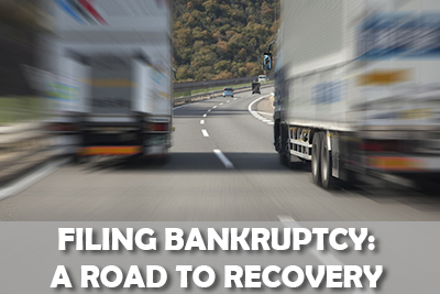 Filing Bankruptcy:  The Road to Financial Recovery for a Transport Truck Driver