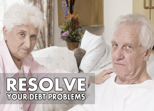 Managing Credit Card Debt When Health Issues Strike an Elderly Couple