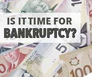 Bankruptcy Self-Diagnosis