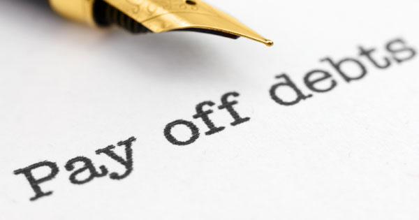 Budgeting to reduce debt