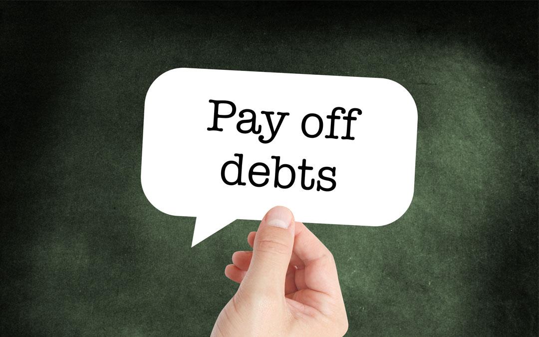 Payoff Debts