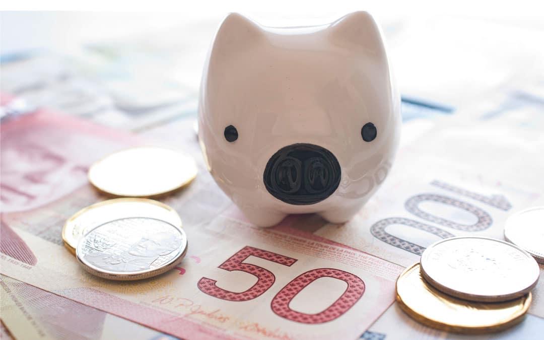 saving money in Canada