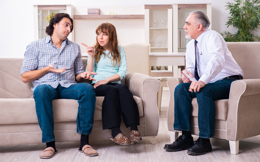 How to Talk to Loved Ones About Debt