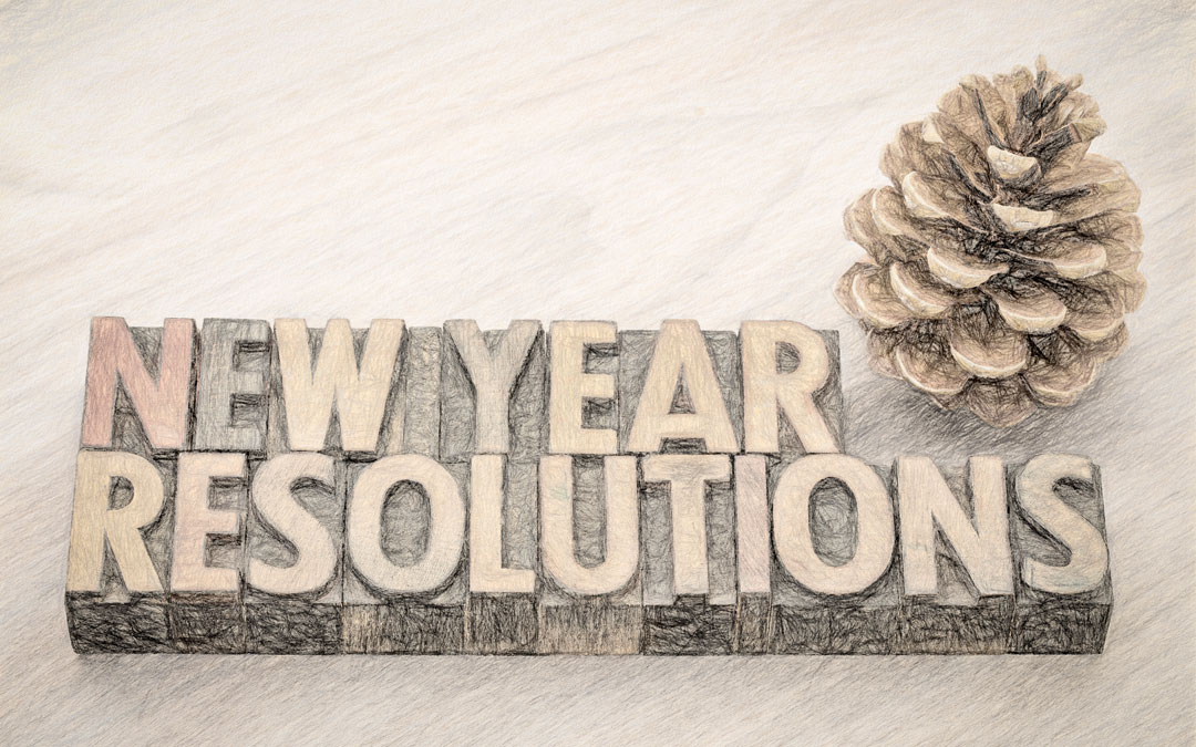 Making New Year's Resolutions to Help You Save Money